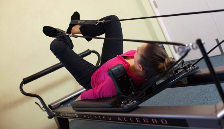 The Pilates Allegro Reformer